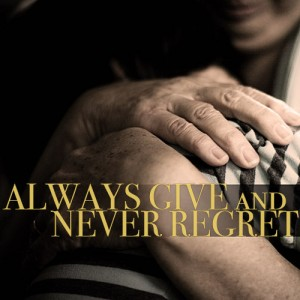 Give-Never-Regret-AD