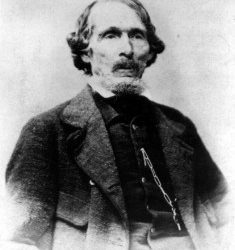預言者ジョセフ・スミスとW・W・フェルプス