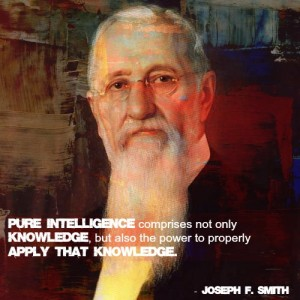 Quote-by-Joseph-F_-Smith-about-pure-intelligence